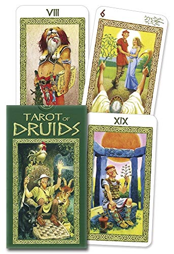 9780738705170: Tarot of Druids