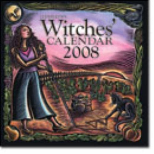 9780738705552: Llewellyn's 2008 Witches' Calendar (Annuals - Witches' Calendar)