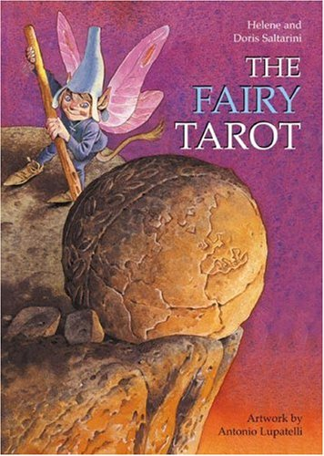 9780738705712: The Fairy Tarot Kit