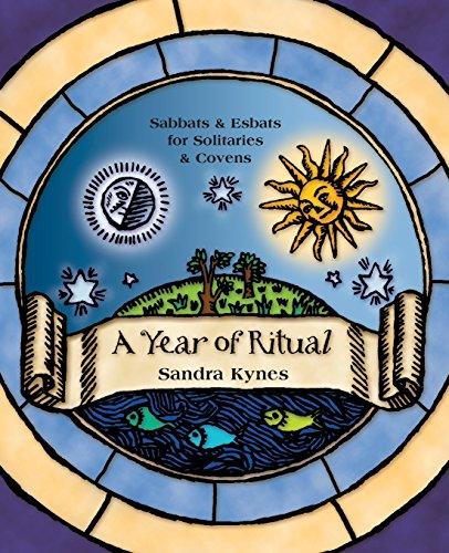 9780738705835: A Year of Ritual: Sabbats & Esbats for Solitaries & Covens