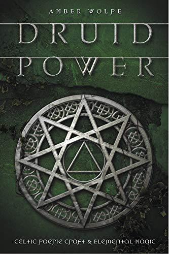 9780738705880: Druid Power: Celtic Faerie Craft & Elemental Magic