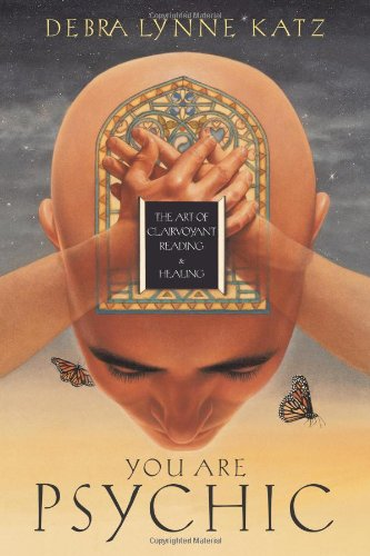 9780738705927: You Are Psychic: The Art of Clairvoyant Reading & Healing