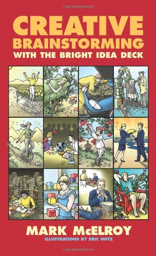9780738705958: The Bright Idea Deck: Breakthrough To Brilliance