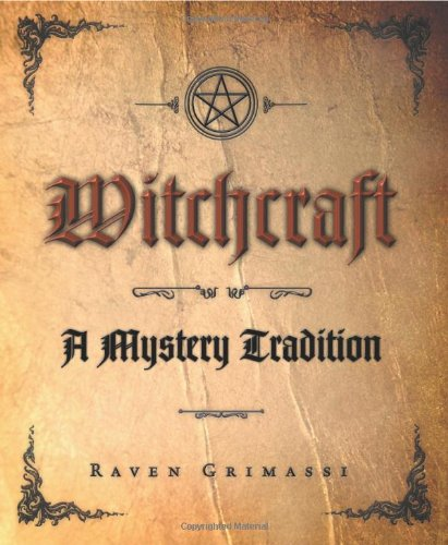 9780738705965: Witchcraft: A Mystery Tradition