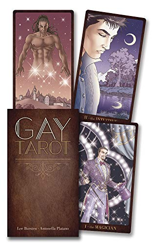 9780738705972: Gay Tarot (English and Spanish Edition)