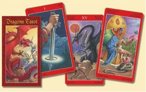 9780738705996: Dragons Tarot