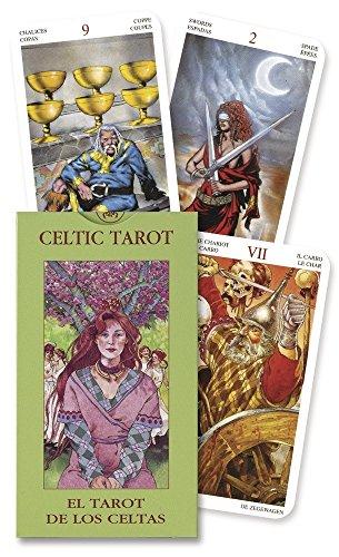 9780738706016: Celtic Mini Tarot (Lo Scarabeo Decks)