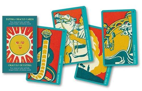 9780738706054: Fatima Oracle Cards/Oracolo Di Fatima/Oraculo De Fatima/ Oracle De Fatima/Fatima Orakelspielkarten