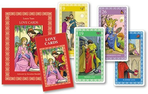9780738706085: Cards of Love