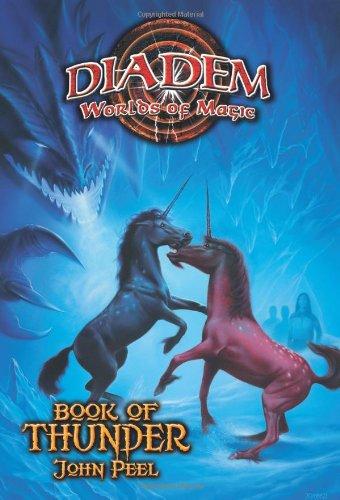 Book Of Thunder (Diadem Worlds of Magic): John Peel