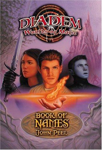 9780738706177: Book of Names (Diadem Series)