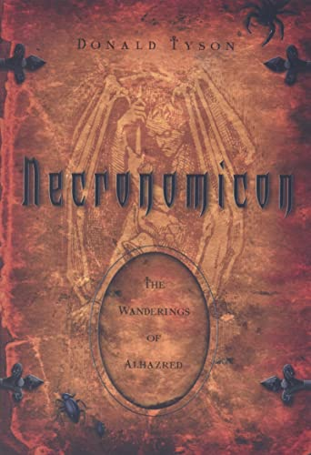 9780738706276: Necronomicon: The Wanderings of Alhazred (Necronomicon Series)