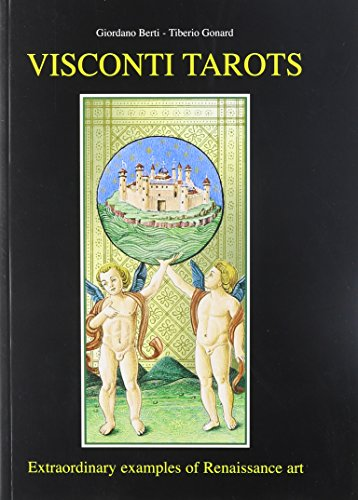 9780738706535: Visconti Tarots kit book
