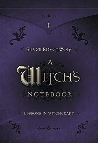 9780738706627: A Witch's Notebook: Lessons in Witchcraft