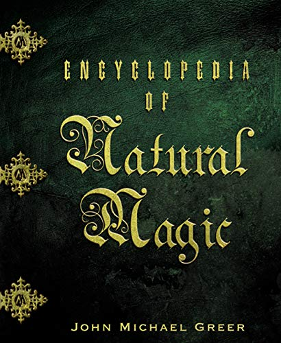 9780738706740: Encyclopedia of Natural Magic