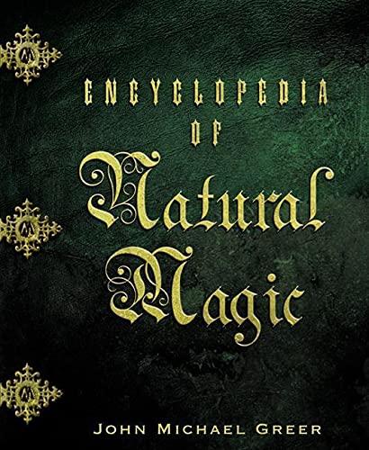9780738706740: Encyclopedia of Natural Magic