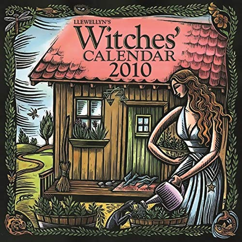 Llewellyn's 2010 Witches' Calendar (Annuals - Witches' Calendar) (0738706922) by Llewellyn