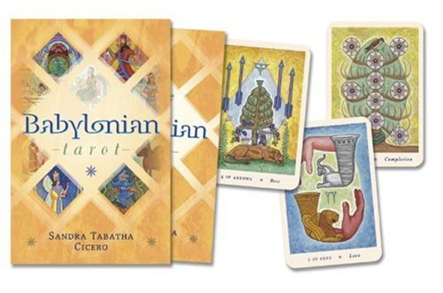 9780738707167: The Babylonian Tarot