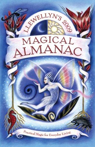 Llewellyn's 2009 Magical Almanac: Practical Magic for: Elizabeth Hazel, Magenta