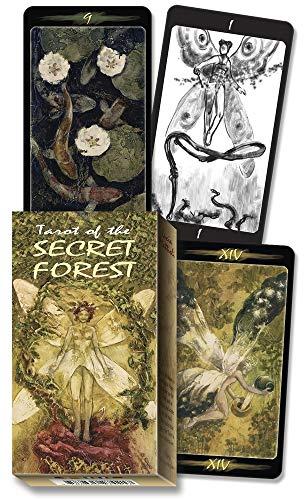 9780738707631: Tarot of the Secret Forest