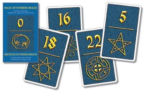 9780738707655: LS Magic Of Numbers Oracle (Cards)