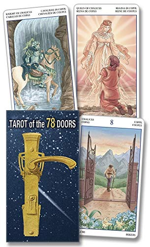 9780738707891: Tarot of the 78 Doors