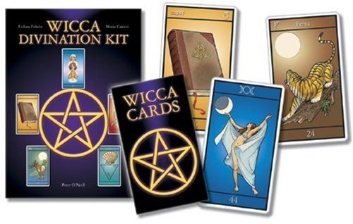 9780738707990: Wiccan Divination Kit