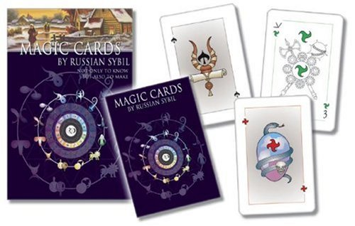9780738708003: Magic Cards of the Russian Sybil / Cartas Magicas De La Sibila Rusa