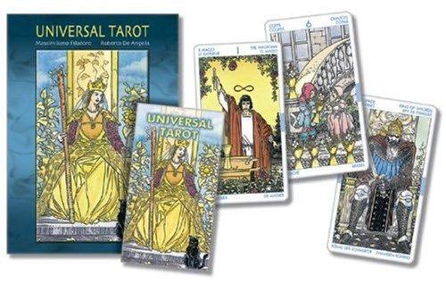 9780738708010: Universal Tarot kit