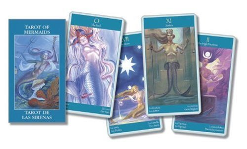 9780738708041: Tarot of Mermaids MINI