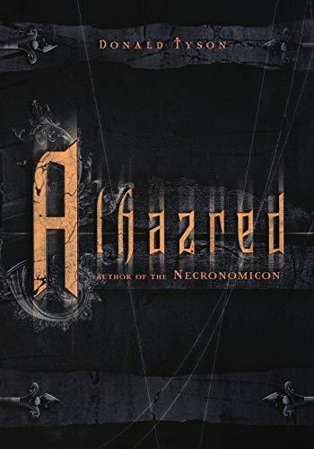 Alhazred: Author of the Necronomicon (Paperback): Donald Tyson