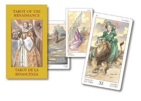 9780738709420: Tarot of the Renaissance Mini