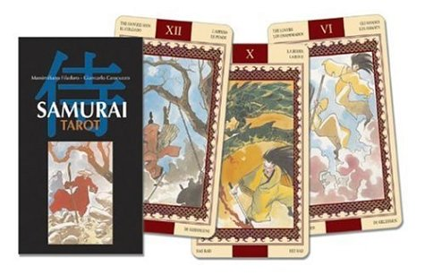 9780738709482: Samurai Tarot (English and Spanish Edition)