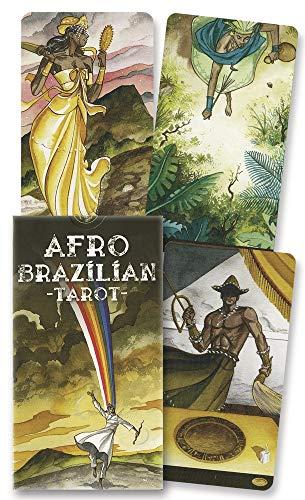 9780738709604: Afro-Brazilian Tarot (English and Spanish Edition)
