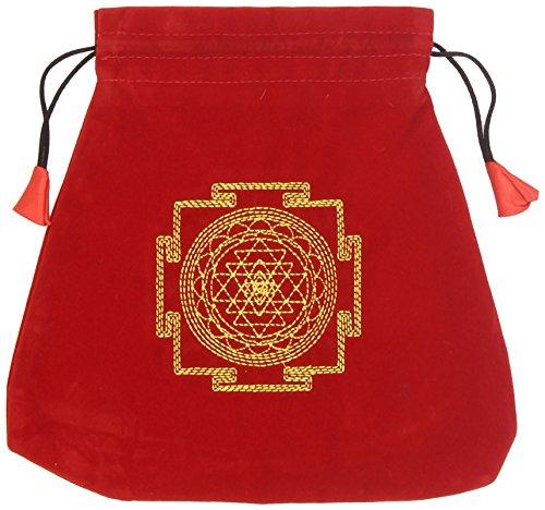 9780738709703: Protection Velvet Bag (Bolsas de Lo Scarabeo Tarot Bags From Lo Scarabeo)