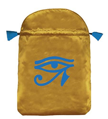 9780738709710: Horus Eye Satin Bag (Bolsas de Lo Scarabeo Tarot Bags From Lo Scarabeo)