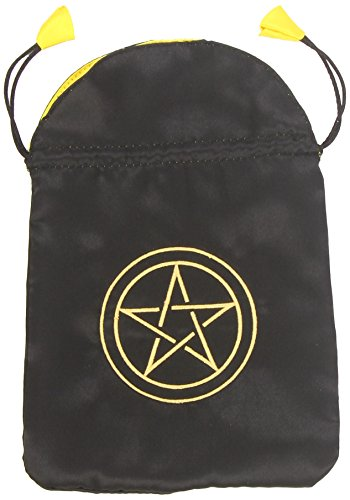 9780738709727: Pentacle Satin Bag (Bolsas de Lo Scarabeo Tarot Bags From Lo Scarabeo)