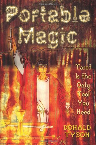 9780738709802: Portable Magic: Tarot Is the Only Tool You Need