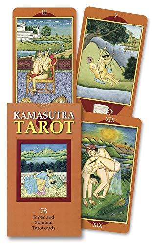 9780738710044: Kamasutra Tarot: Tarot del Kamasutra