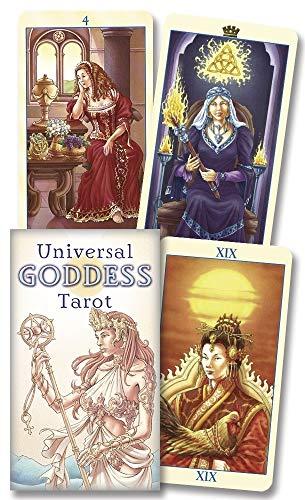 9780738710068: Universal Goddess Tarot (English and Spanish Edition)