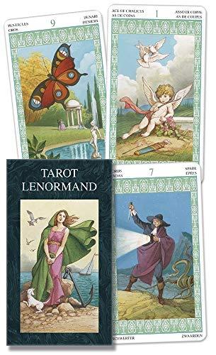 9780738710075: Tarot Lenormand (English and Spanish Edition)