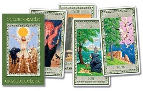 9780738710167: Celtic Oracle: Oraculo Celtico