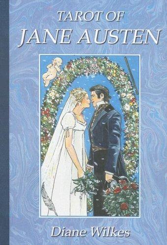 9780738710259: TAROT OF JANE AUSTEN
