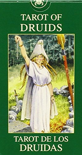 9780738710402: Tarot of Druids Mini
