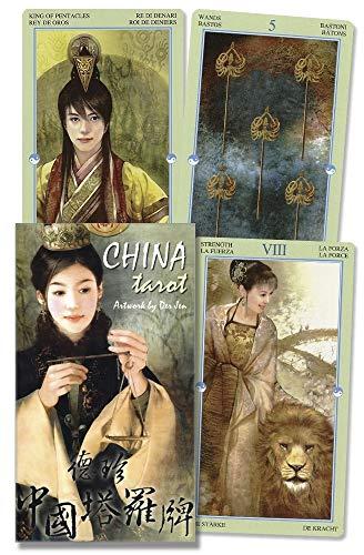 9780738710587: China Tarot (English and Spanish Edition)