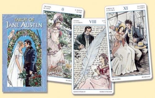 9780738710594: Tarot of Jane Austen Deck