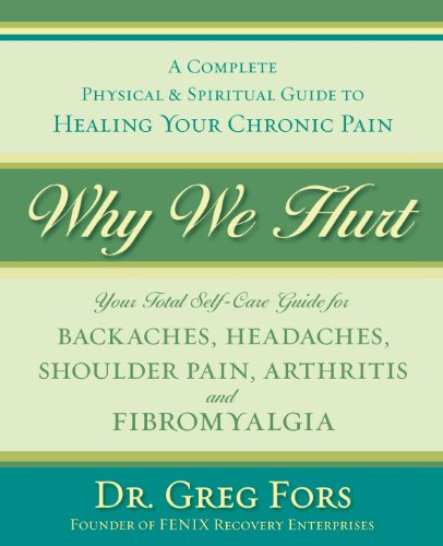 9780738710655: Why We Hurt: A Complete Physical & Spiritual Guide to Healing Your Chronic Pain