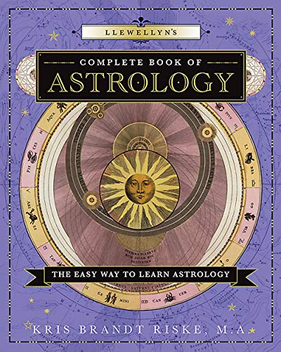 9780738710716: Llewellyn's Complete Book of Astrology: The Easy Way to Learn Astrology: A Beginner's Guide