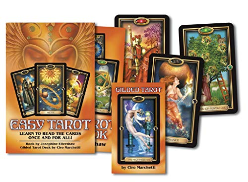 9780738711508: Easy Tarot: Learn to Read the Cards Once and for All!