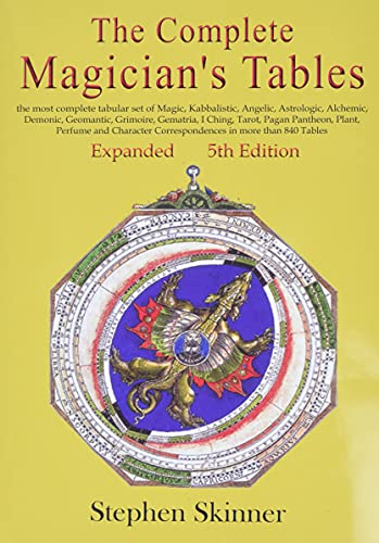 9780738711645: The Complete Magician's Tables